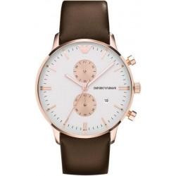 Emporio Armani Men's Watch Gianni AR0398 Chronograph