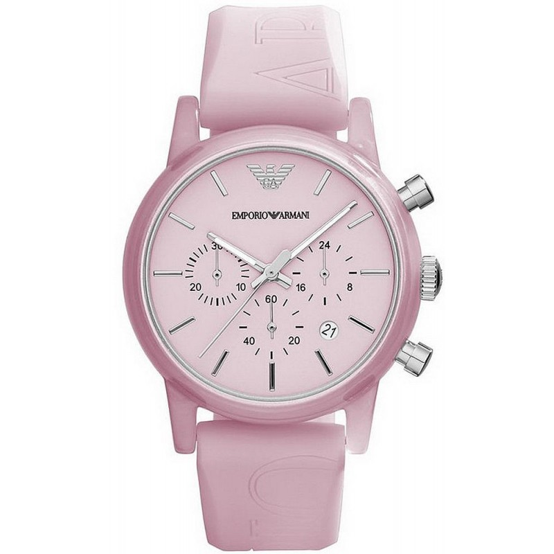 4aed7b3c6 Emporio Armani Ladies Watch Luigi AR1056 Chronograph - New Fashion ...