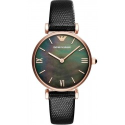 Emporio Armani Ladies Watch Gianni T-Bar AR11060
