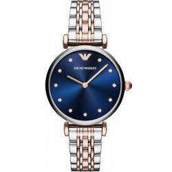 Emporio Armani Ladies Watch Gianni T-Bar AR11092