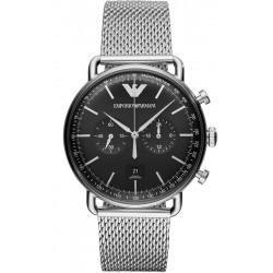 Buy Emporio Armani Men's Watch Aviator AR11104 Chronograph