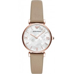 Emporio Armani Ladies Watch Gianni T-Bar AR11111