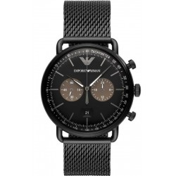 Buy Emporio Armani Men's Watch Aviator AR11142 Chronograph