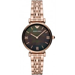Emporio Armani Ladies Watch Gianni T-Bar AR11145