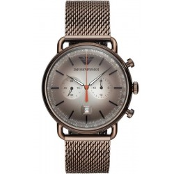 Buy Emporio Armani Men's Watch Aviator AR11169 Chronograph