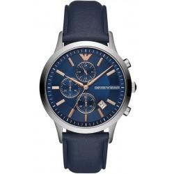 Emporio Armani Men's Watch Renato Chronograph AR11216
