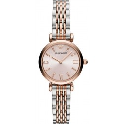 Emporio Armani Ladies Watch Gianni T-Bar AR11223