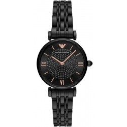 Emporio Armani Ladies Watch Gianni T-Bar AR11245