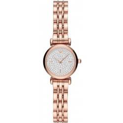 Emporio Armani Ladies Watch Gianni T-Bar AR11266