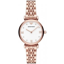 Emporio Armani Ladies Watch Gianni T-Bar AR11267