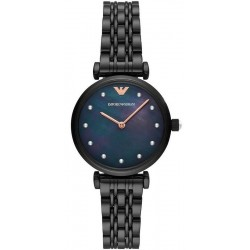 Emporio Armani Ladies Watch Gianni T-Bar AR11268