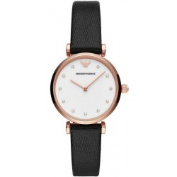Emporio Armani Ladies Watch Gianni T-Bar AR11270