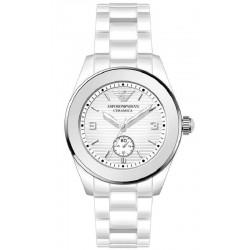 Buy Emporio Armani Ladies Watch Ceramica AR1425