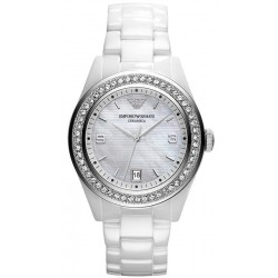 Emporio Armani Ladies Watch Ceramica AR1426
