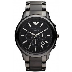 Buy Emporio Armani Men's Watch Ceramica AR1452 Chronograph