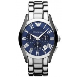 Emporio Armani Men's Watch Valente AR1635 Chronograph
