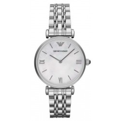 Emporio Armani Ladies Watch Gianni T-Bar AR1682