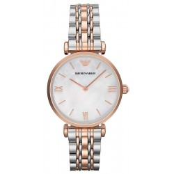 Emporio Armani Ladies Watch Gianni T-Bar AR1683