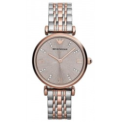 Emporio Armani Ladies Watch Gianni T-Bar AR1840