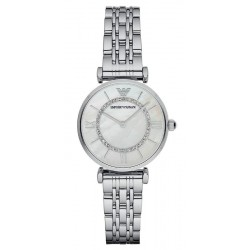 Buy Emporio Armani Ladies Watch Gianni T-Bar AR1908