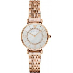 Buy Emporio Armani Ladies Watch Gianni T-Bar AR1909