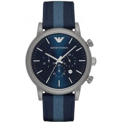 Emporio Armani Men's Watch Luigi AR1949 Chronograph