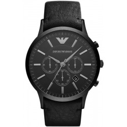 Emporio Armani Men's Watch Renato AR2461 Chronograph