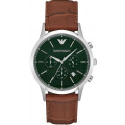 Emporio Armani Men's Watch Renato AR2493 Chronograph