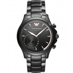Emporio Armani Connected Men's Watch Alberto ART3012 Hybrid Smartwatch
