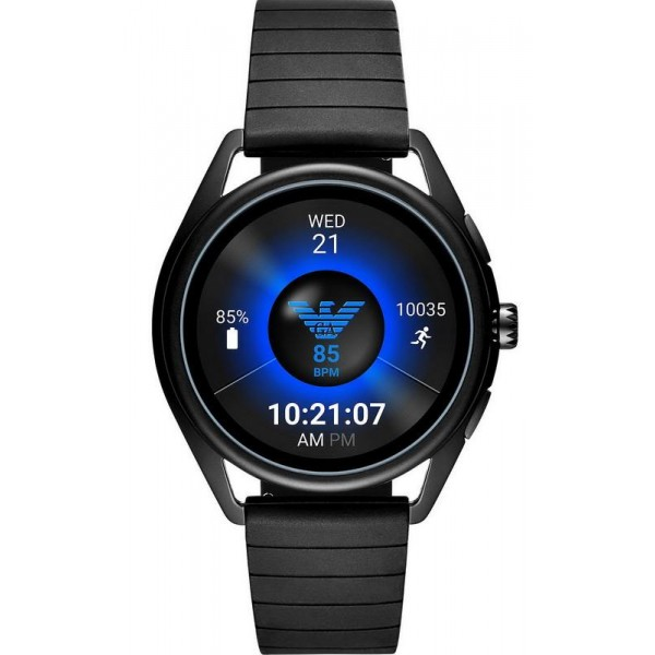 Buy Emporio Armani Connected Men's Watch Matteo ART5017 Smartwatch