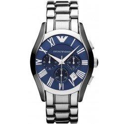 Emporio Armani Men's Watch Valente AR1635 Chronograph