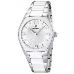 Buy Festina Men's Watch Ceramic F16532/1 Quartz