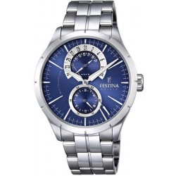 Festina Men's Watch Retro F16632/2 Quartz