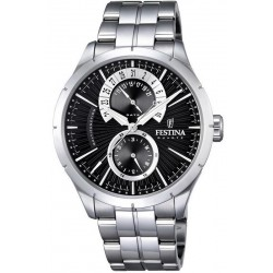 Festina Men's Watch Retro F16632/3 Quartz