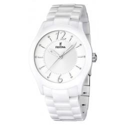 Buy Festina Men's Watch Ceramic F16638/1 Quartz