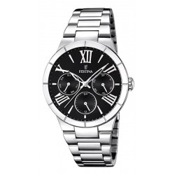 Buy Festina Ladies Watch Mademoiselle F16716/2 Quartz Multifunction