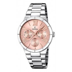 Buy Festina Ladies Watch Mademoiselle F16716/3 Quartz Multifunction