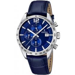 Festina Men's Watch Chronograph F16760/3 Quartz