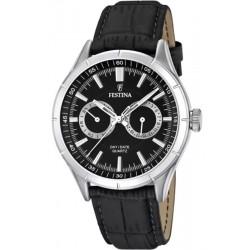 Festina Men's Watch Elegance F16781/4 Multifunction Quartz