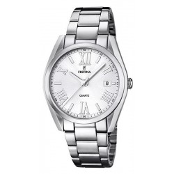 Festina Ladies Watch Boyfriend Quartz F16790/1