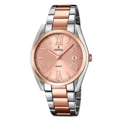 Festina Ladies Watch Boyfriend F16795/2 Quartz