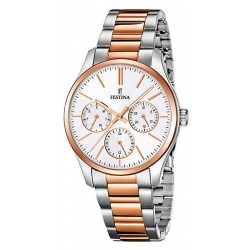 Festina Ladies Watch Boyfriend F16814/2 Quartz Multifunction