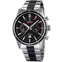 Buy Festina Men's Watch Chronograph F16819/3 Quartz