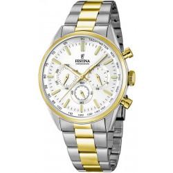 Festina Men's Watch Chronograph F16821/1 Quartz