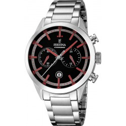 Festina Men's Watch Chronograph F16826/6 Quartz
