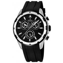 Buy Festina Men's Watch Chronograph F16838/2 Quartz