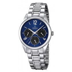 Festina Ladies Watch Boyfriend F16869/2 Quartz Multifunction