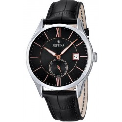 Festina Men's Watch Retro F16872/4 Quartz