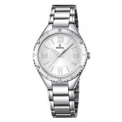 Festina Ladies Watch Boyfriend F16921/1 Quartz