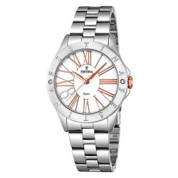 Buy Festina Ladies Watch Boyfriend F16925/1 Quartz